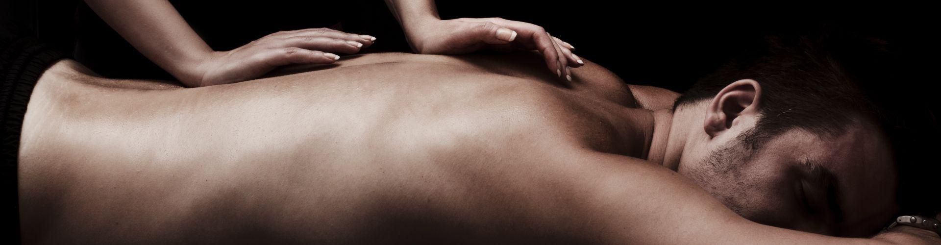 Relaxačno-zmyselná masáž